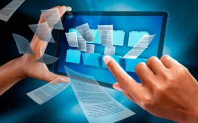 Presidente Bolsonaro sanciona lei visando ampliar o uso de documentos eletrônicos