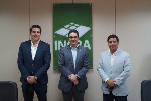CNB/CF e Incra debatem parceria para aprimorar a regularização fundiária no País